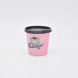 Petit gobelet pour boissons chaudes personnalisé.