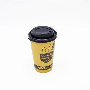 Découvrez le couvercle boisson chaude plat par Nicembal !